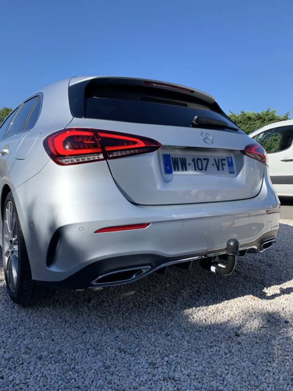 attelage mercedes classe a amg
